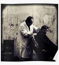 OLD SHANGHAI - My Barber, My Friend Poster