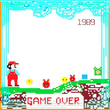 Retro game by Aaaab