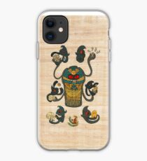 Cofagrigus & Yamask iPhone Case