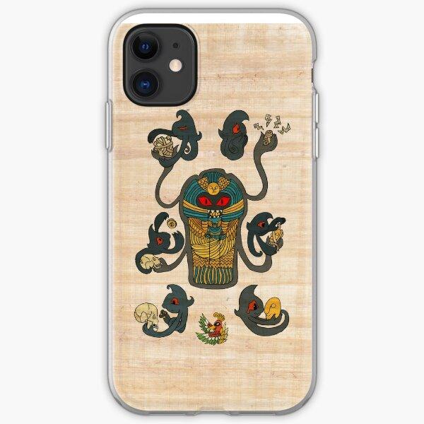 Cofagrigus & Yamask iPhone Soft Case