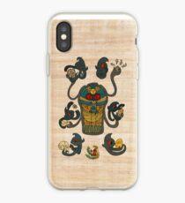 Cofagrigus & Yamask iPhone Case