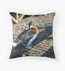 Waterfowl 1 Throw Pillow