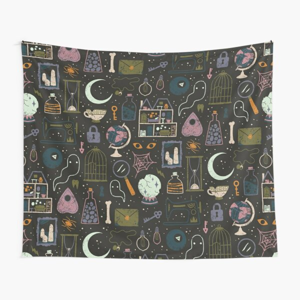 Haunted Attic Tapestry