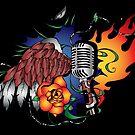 Rock'n Roll by bettinadreier75