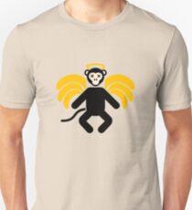 Monkey Gone to Heaven Unisex T-Shirt