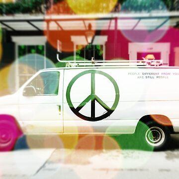 Peace by riotjane