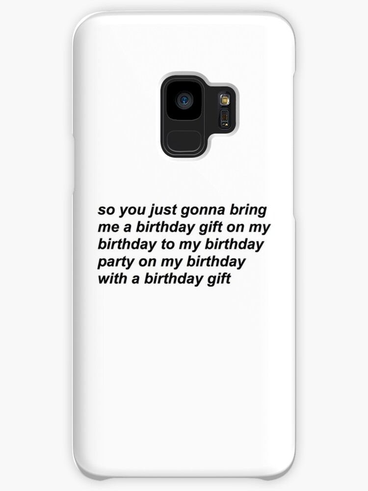 Tyler The Creator Birthday Vine Cases Skins For Samsung Galaxy By