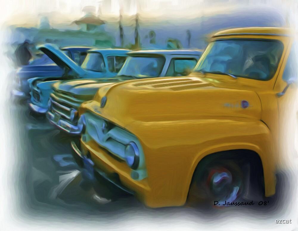 Classic Truck Show by ezcat
