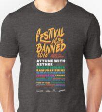 Festival of the Banned 2018 - Dark Theme Unisex T-Shirt