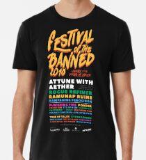 Festival of the Banned 2018 - Dark Theme Men's Premium T-Shirt