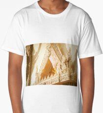 Thai Buddhist Temple  Long T-Shirt