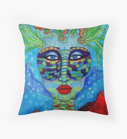 The Others 3 Throw Pillow