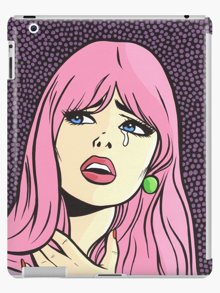 mwo,x1000,ipad_2_snap-pad,750x1000,f8f8f8.u2 Ideas For Pop Art Girls Crying @koolgadgetz.com.info