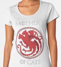 Mother of Cats Women's Premium T-Shirt