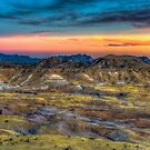 Alamo Creek Sunset by Charles Dobbs Photography