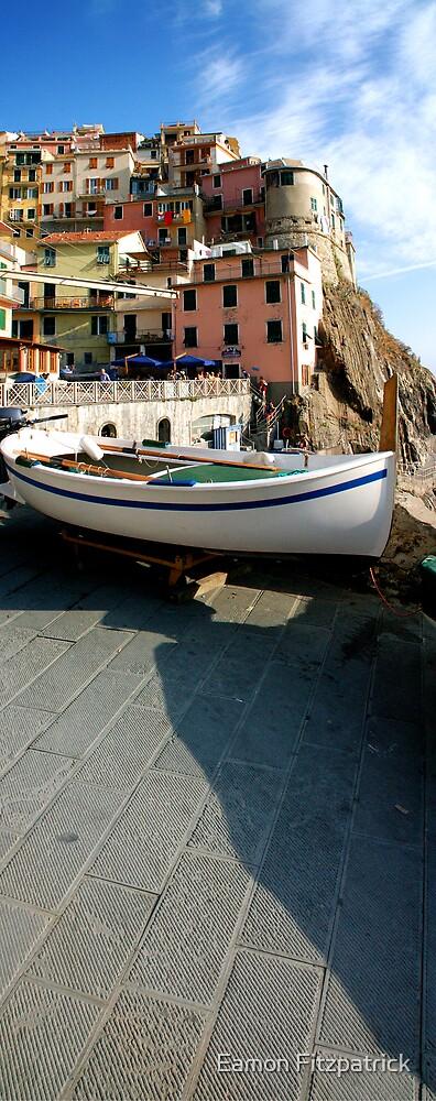 MANAROLA, ITALY by Eamon Fitzpatrick