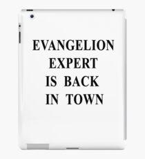 Evangelion Expert iPad Case/Skin