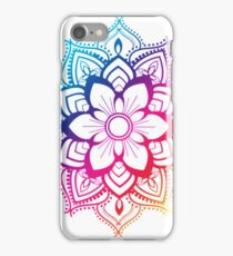 Warm Mandala iPhone Case/Skin