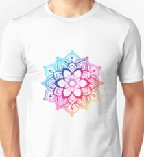 Warm Mandala T-Shirt