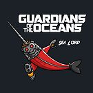 Guardians of the Oceans Sea Lord not Star, Funny Narwhal Movie Parody by DesIndie