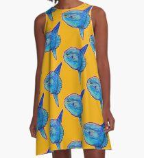 Mola Mola  A-Line Dress