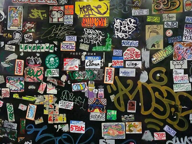 Graffiti by zenfr