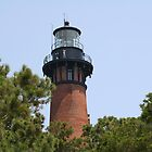 Corolla Lighthouse by Karl R. Martin