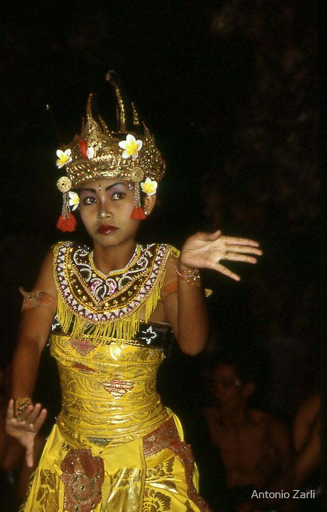 Balidancer by Antonio Zarli