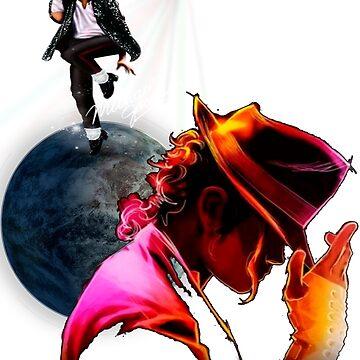 Michael Jackson. by DaianeDias