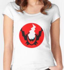 Darkrai Pokémon Women's Fitted Scoop T-Shirt