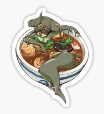 Shark Fin Soup Sticker