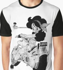 Launch Motorcycle Graphic T-Shirt