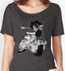 Launch Motorcycle Women's Relaxed Fit T-Shirt
