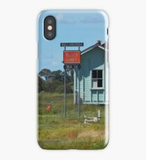 Retired Shelter iPhone Case