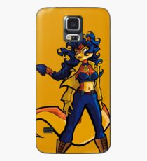 I'll be seeing you soon, ringtail! Case/Skin for Samsung Galaxy