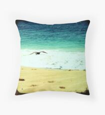BEACH BLISS - Soaring Throw Pillow