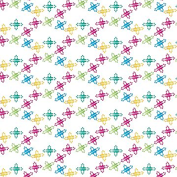 Life,Power print Culture pattern by Yedesign