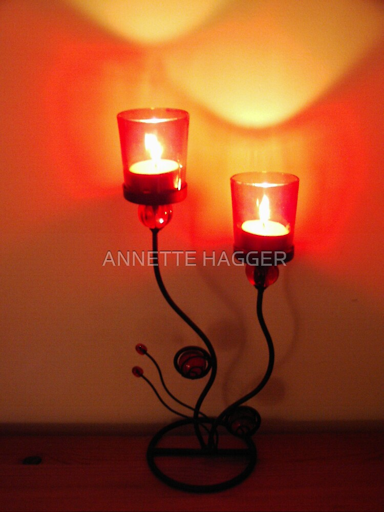 shadows by ANNETTE HAGGER