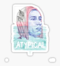 Atypical Sticker