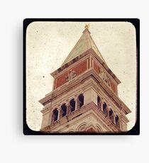 MERCHANT OF VENICE - Campanile di San Marco Canvas Print