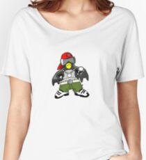 Hip Hop Tux Women's Relaxed Fit T-Shirt