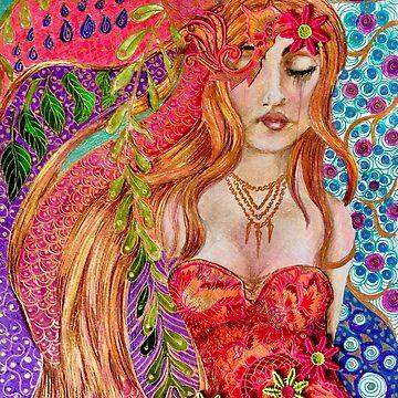 Evening Enchantress by almalee