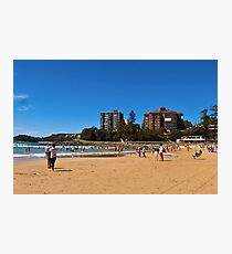 Manly Beach ~ No 1 Photographic Print