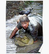 Steve Irwin In The Wild Poster