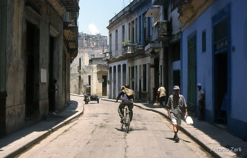 Somewhere in Cuba by Antonio Zarli