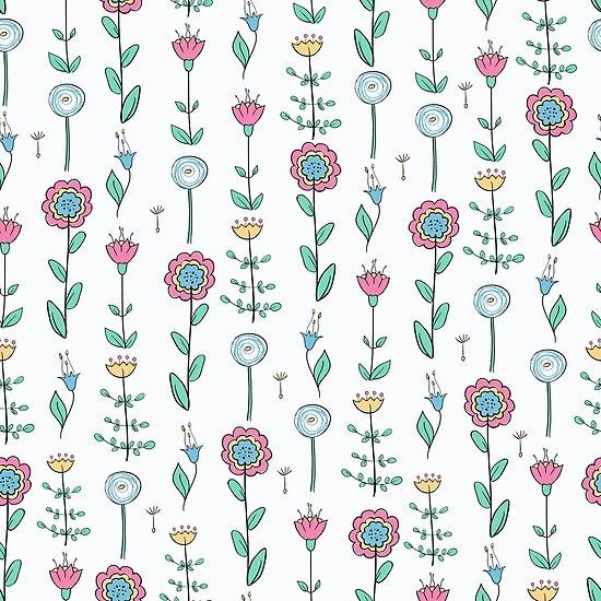 Wildblumen von Elsbet