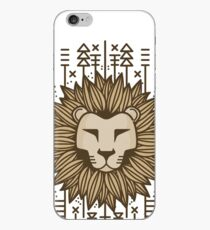 Niedlicher Löwe iPhone-Hülle & Cover