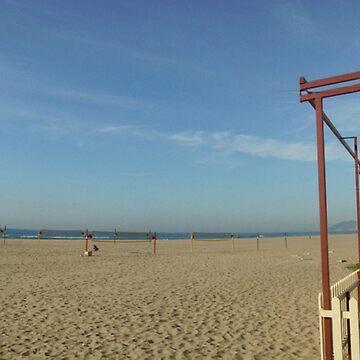 Playa_encurvada by comandantecm