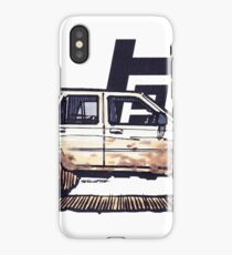 2nd Gen 4Runner TRD - Tan iPhone Case/Skin