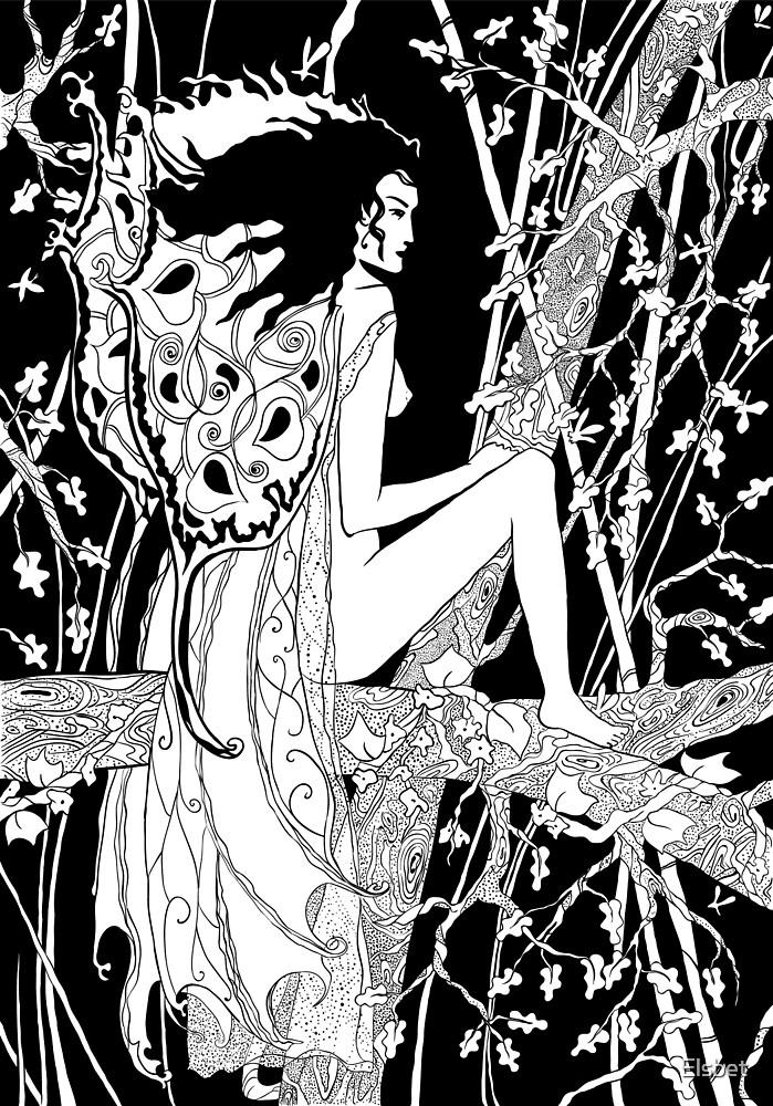 Titania by Elsbet